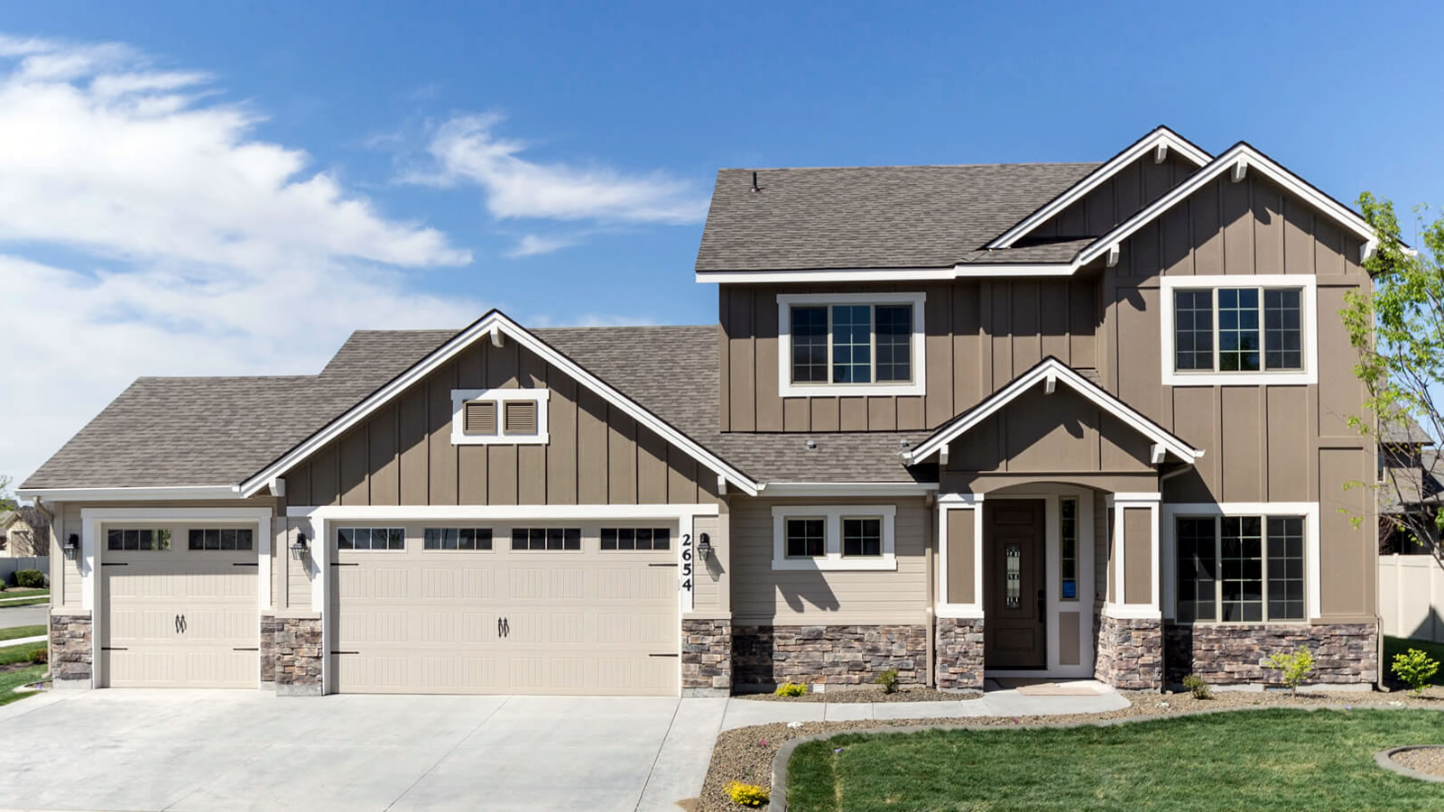Riverwood Homes Gramercy Park Boise